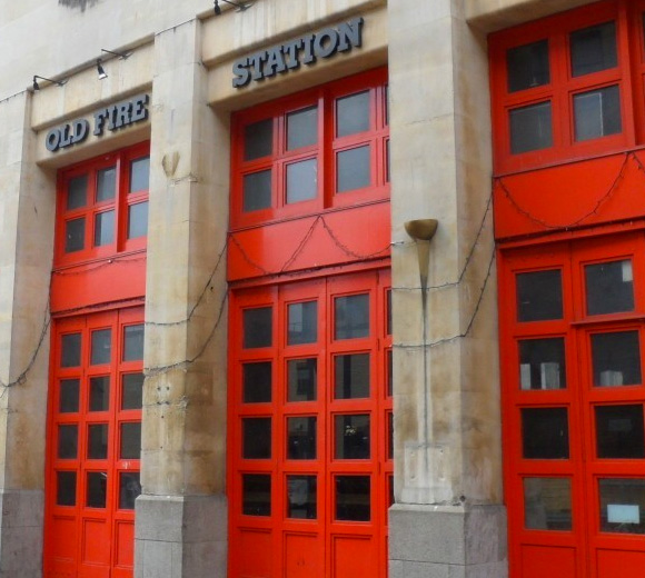 Acquisition of the Old Fire Station